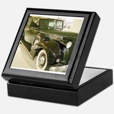 1939 Packard Car Keepsake Box