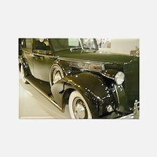 1939 Packard Car Rectangle Magnet