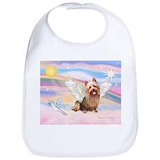 Aussie Terrier Angel Bib