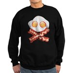 Skull and Bacon Sweatshirt (dark)
