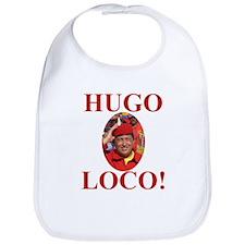 Hugo Chavez Loco Bib