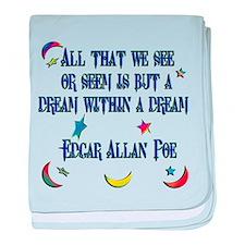 Poe Dream baby blanket
