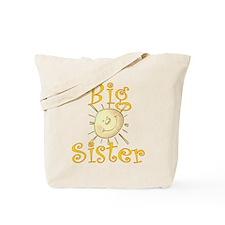 Big Sister Sunshine Smile Tote Bag