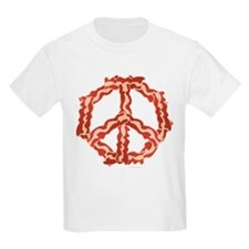 Peace with Bacon T-Shirt