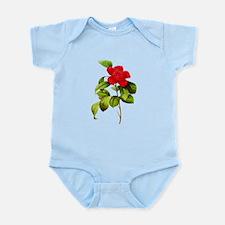 Pierre-Joseph Redoute Camelias Infant Bodysuit