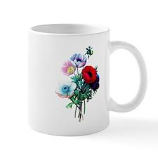 Pierre-Joseph Redoute Anemones Mug