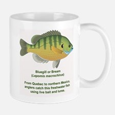Bluegill or Bream Left-handed Mug