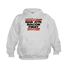 Han Ate Bacon First Hoodie