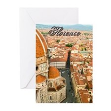 Florence, Italy Greeting Cards (Pk of 20)