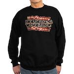 Together We Can Have Bacon Sweatshirt (dark)