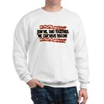 Together We Can Have Bacon Sweatshirt