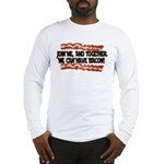 Together We Can Have Bacon Long Sleeve T-Shirt
