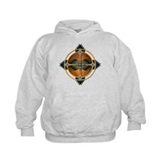 Native American Mandala 05 Hoodie