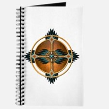 Native American Mandala 05 Journal