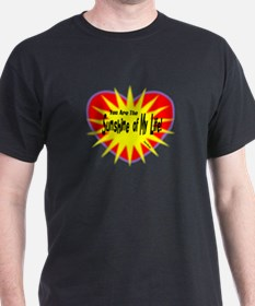 Sunshine Of My Life-Stevie Wonder/t-shirt T-Shirt