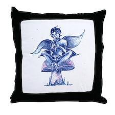 Fairy Song Throw Pillow