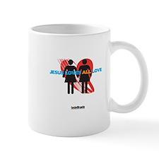Tolerance Small Mug
