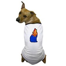 Zona Coyote Dog T-Shirt