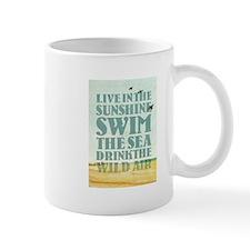 Live in the Sunshine Mug