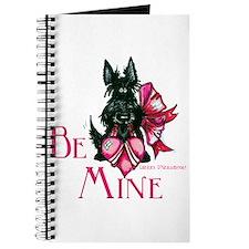 Scottish Terrier Valentine Journal