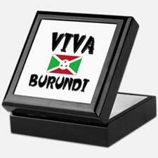 Viva Burundi Keepsake Box