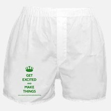 GEAMT (Green) Boxer Shorts