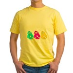 CMY Penguins Yellow T-Shirt