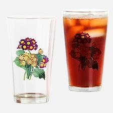 Pierre-Joseph Redoute Botanical Drinking Glass