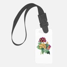 Pierre-Joseph Redoute Botanical Luggage Tag