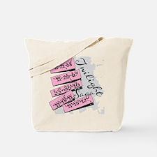Twilight Movie Dates Tote Bag