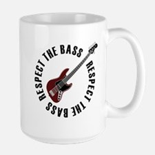 Respect the bass Mug