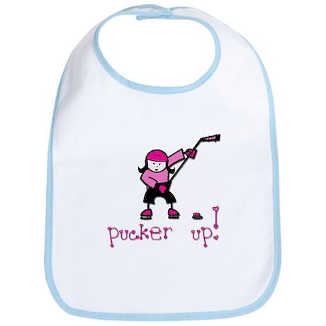 Pucker Up Bib