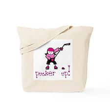 Pucker Up Tote Bag
