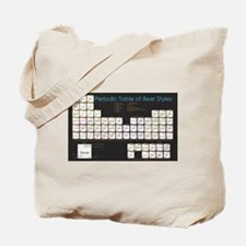 Periodic Table of Beer Tote Bag