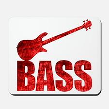 Bass Mousepad