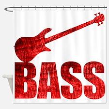 Bass Shower Curtain