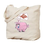 Pigs Love Bacon Tote Bag
