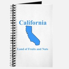 California Land of Fruits and Nuts Journal