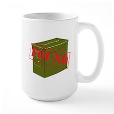 Found Stamp Mug