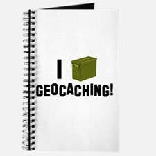 I (Ammo Can) Geocaching Journal