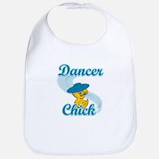 Dancer Chick #3 Bib