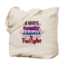 Totally addicted! Tote Bag