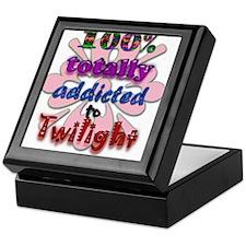Totally addicted! Keepsake Box