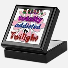 Totally addicted! Keepsake Box