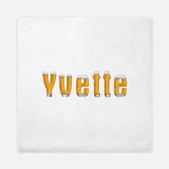 Yvette Beer Queen Duvet