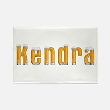 Kendra Beer Rectangle Magnet