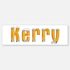 Kerry Beer Bumper Bumper Bumper Sticker