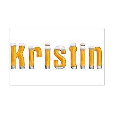 Kristin Beer 22x14 Wall Peel