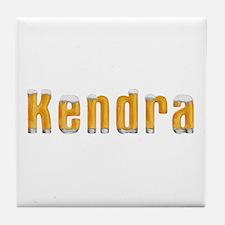 Kendra Beer Tile Coaster
