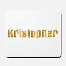 Kristopher Beer Mousepad